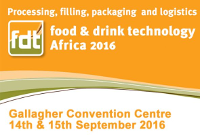 CCL at food & drink technology Africa