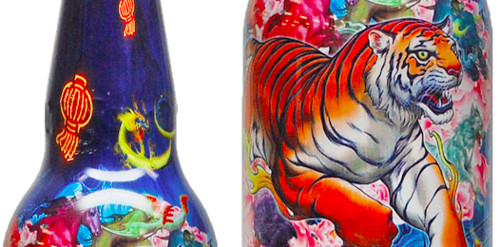 Tiger beer chinese new year edition