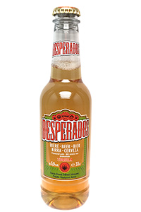 Desperados PET Event Bottle Decorated With EcoStream Labels