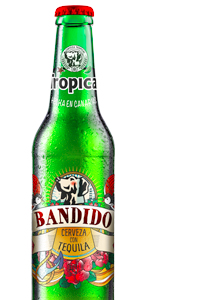Flavoured Beer Bandido Armed With Outstanding Decoration