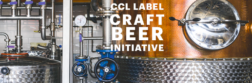 CCL CRAFT BEER INITIATIVE:  PASSION FOR BEER MEETS PASSION FOR LABELS